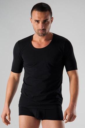 Męski T-shirt Basic czarny