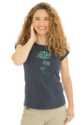 Жіноча синя футболка Bushman Natalie