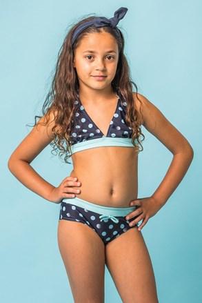 Dwuczęściowy dziewczęcy kostium kąpielowy Mary