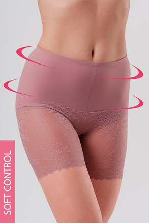 Zaščitne hlačke za oblikovanje postave Alison, roza