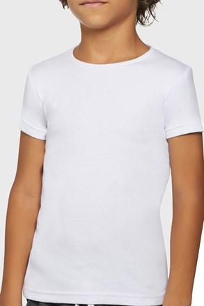 Chlapčenské bavlnené tričko Simple