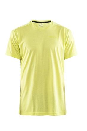 Męski T-shirt Craft Charge zielony