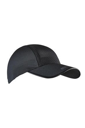 Kapa s šiltom CRAFT Vent Mesh, črna