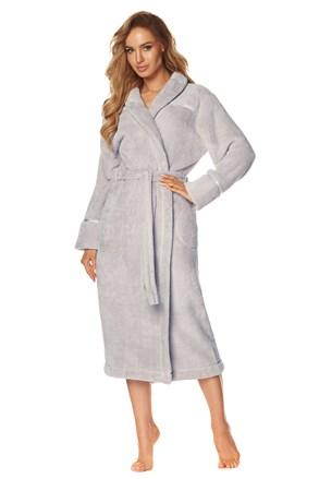Жіночий теплий халат Satyn
