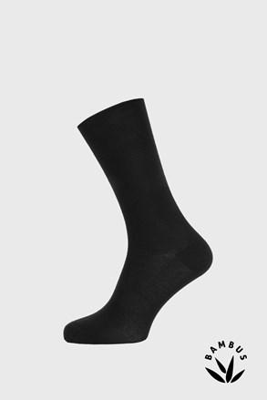 Roger bambusz zokni, fekete