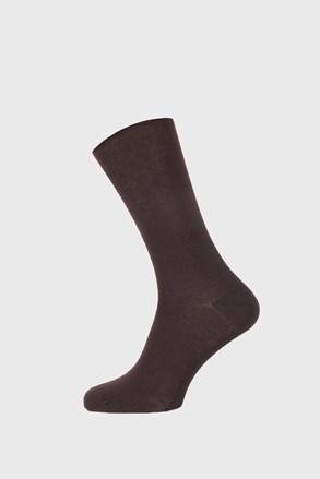 Кафяви бамбукови чорапи Roger