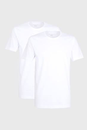 2 ШТ білих футболок bugatti O-neck
