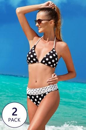 2 PACK gornjeg dijela ženskog kupaćeg kostima South Beach Regular