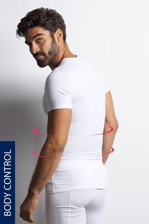 Μπλουζάκι σύσφιξης με στρογγυλή λαιμόκοψη PLUS SIZE