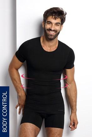 Alakformáló póló kerek nyakkivágással PLUS SIZE