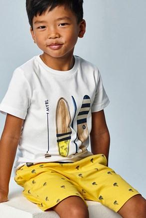 SET pentru baieti Mayoral Bermuda, tricou si sort
