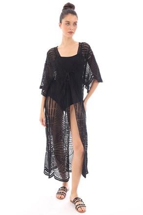 Plážové šaty Mairi čierne