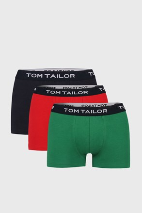 3 PACK боксерки Tom Tailor II