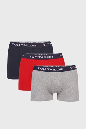 3 PACK boxeriek Tom Tailor III