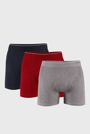 3 PACK boxeri Tender cotton