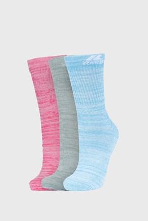 3 PACK дамски чорапи Helvellyn