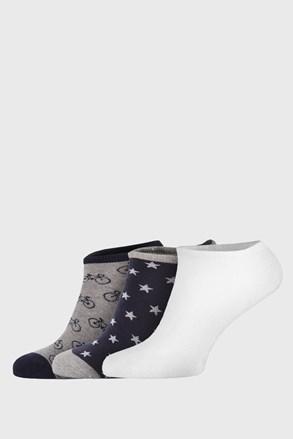 3 ШТ низьких шкарпеток Bike