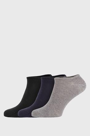 3 PACK nízkych ponožiek Wade