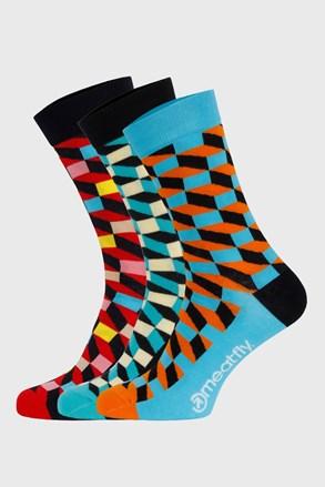 Šarene čarape Checkers