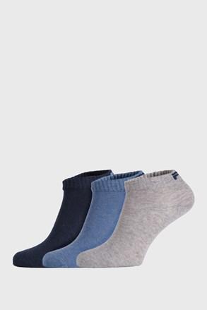 3 PACK nízkych ponožiek FILA New Sky
