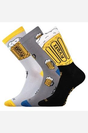 3 pack pánskych ponožiek PiVoXX II