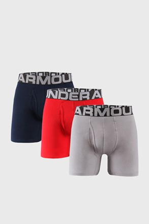 3 PACK boxeri Under Armour Cotton