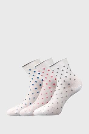 3 PACK dámskych ponožiek Flagran