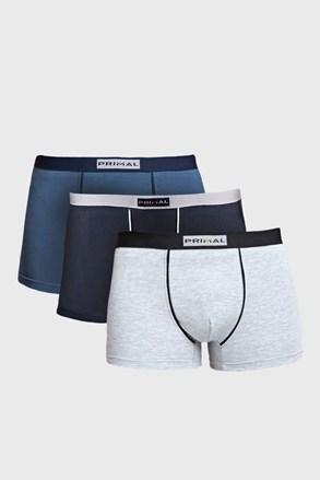 3 pack boxeri barbatesti B238, colorat