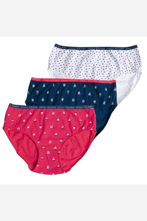 3 pack dievčenských nohavičiek Coloring