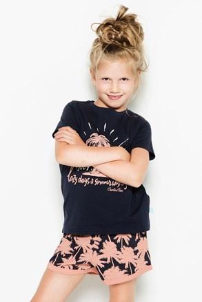Pidžama za djevojčice Palm Trees