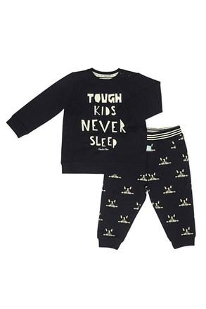 Bulldogs fiú pizsama