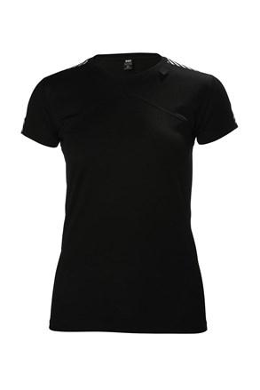 Dámske čierne tričko Helly Hansen