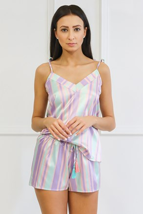 Blanch szatén pizsama