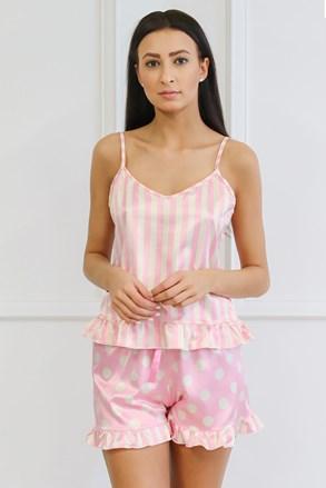 Saténové pyžamo Marylou