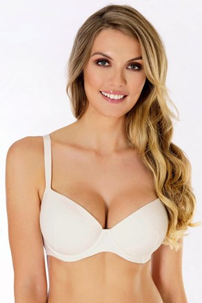 Podprsenka Soft Cotton Push-Up bavlnená