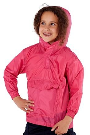 Dječja jakna za džep ProClimalite ružičasta