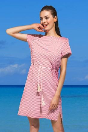 Dámske plážové šaty Pandora červené