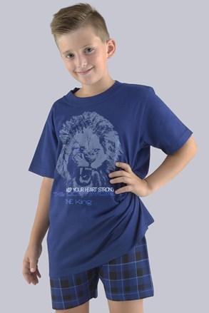 Chlapčenské pyžamo King