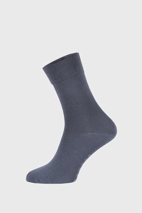 Tmavosivé bambusové ponožky vysoké