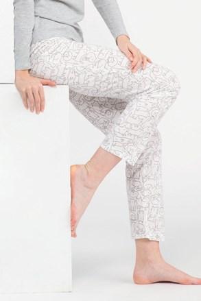 Γυναικείο παντελόνι πυτζάμας Poppy