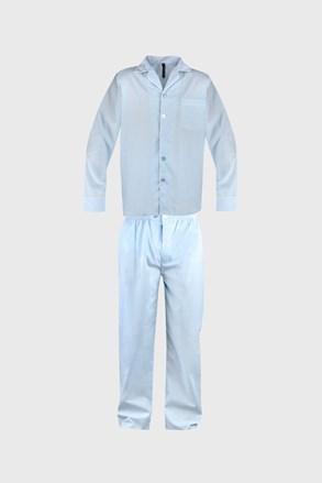 Muška pidžama Must svijetlo plava