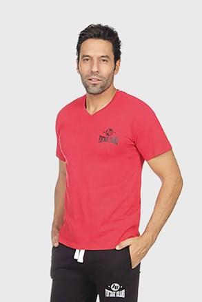 Perm pizsama póló, piros