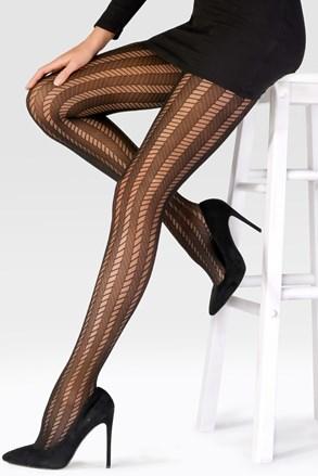 Дамски чорапогащник Zig Zag