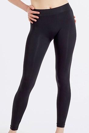 Жіночі чорні безшовні ECO легінси