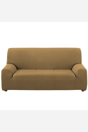 Pokrowiec na trzyosobową sofę - beżowy