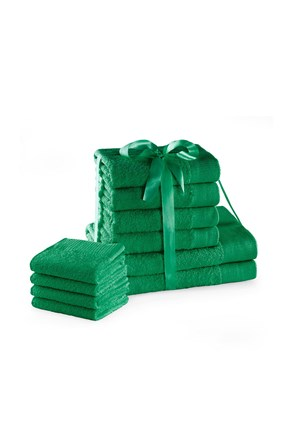 Set prosoape Amari Family, verde
