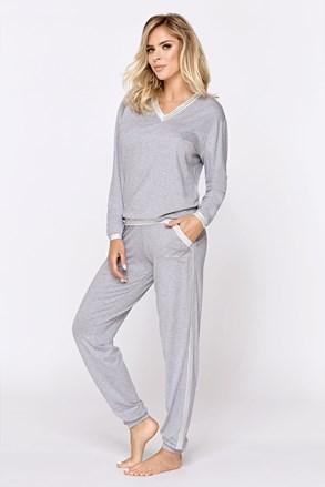Ženski udoben komplet Argo, siv
