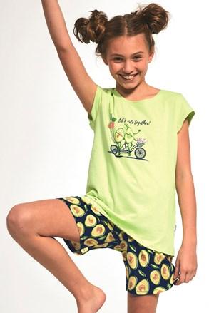 Πυτζάμα για κορίτσια Avocado