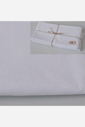 Gumi nélküli lepedő fehér