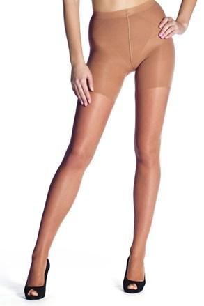 Pančuchové nohavice Bellinda 3 ACTIONS 25 DEN amber